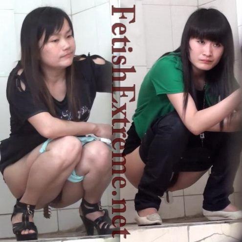 Chinavoyeur Shit Toilet 08 (Sharevoyeur 538-544)
