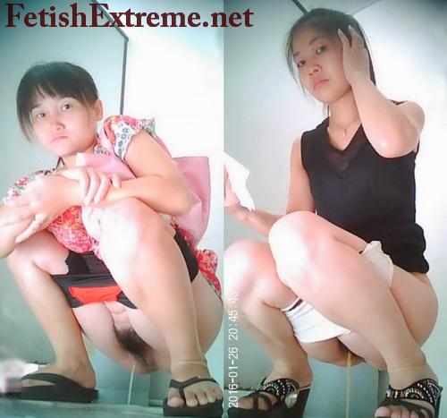 ChinaVoyeur Toilet B324-333