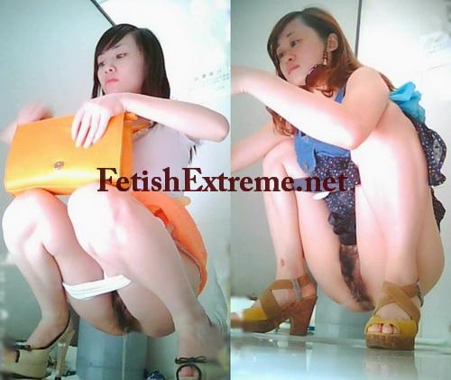 ChinaVoyeur Toilet Spy Cam B363-372