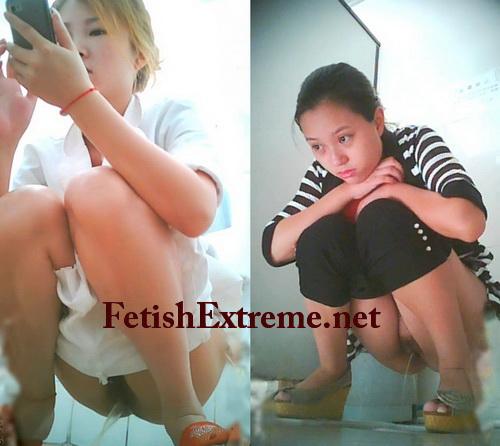 ChinaVoyeur Toilet Spy Cam B373-383