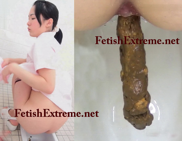 [FF-067] 4カメうんこ 女がうんこを置いて帰ったら… Hidden toilet cam pooping videos