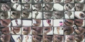[BUD-03] 全員うんこ ボットン便所 便槽内潜伏マニア手撮り盗撮 3 その他スカトロ Women shitting. Hidden camera in toilet