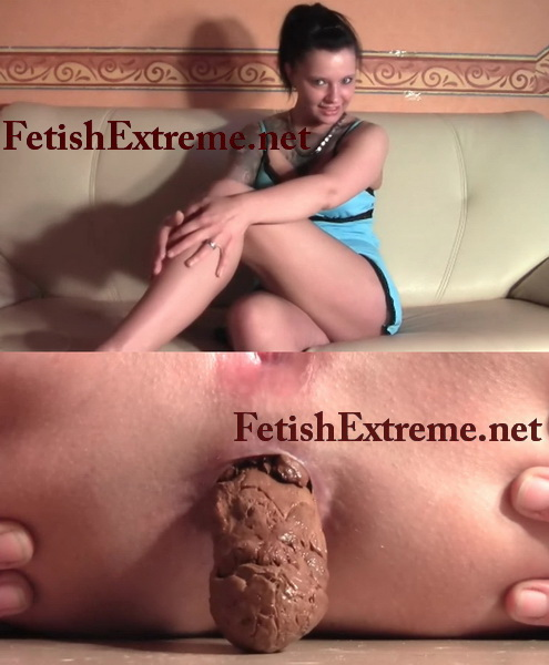 Girl shitting big turd, suck feces and masturbating pussy. (Compilation of hot girls that are shitting in different positions and places. Pooping fetishextreme 142-148)