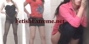 ShareVoyeur 582-604 (Peeping Chinese University Toilet)