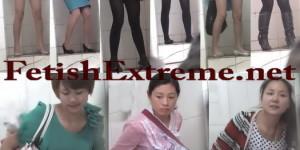 ShareVoyeur 549-581 (ChinaVoyeur Toilet Spy Cam)
